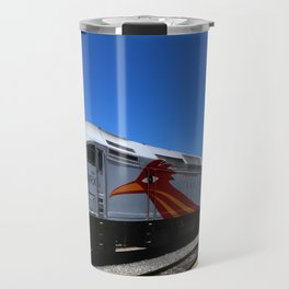 New Mexico Rail Runner Travel Mug