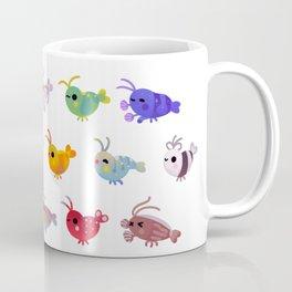 Freshwater shrimp - name Coffee Mug