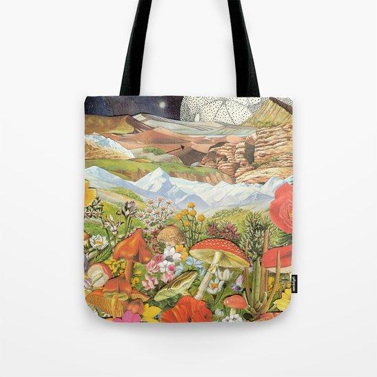 Shrooms Tote Bag