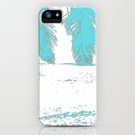 Wish You Were Here IV iPhone Case
