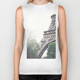 Eiffel Tower, Paris Biker Tank