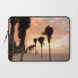 The Palms Greeting the Day Laptop Sleeve