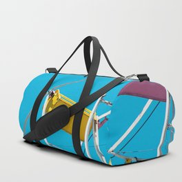 Ferris_Wheel - Northern Michigan Duffle Bag