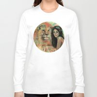 king Long Sleeve T-shirts featuring King by Slaveika Aladjova