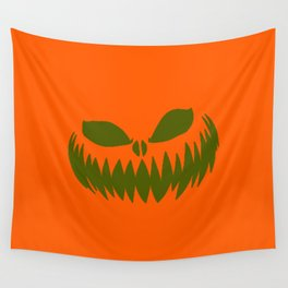 jack o Wall Tapestry