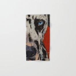 Dalmatian Hand & Bath Towel