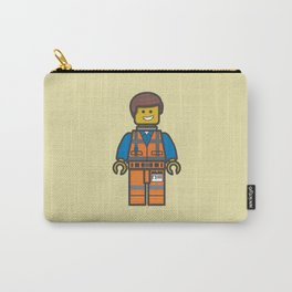 #10 Emmet Lego Carry-All Pouch