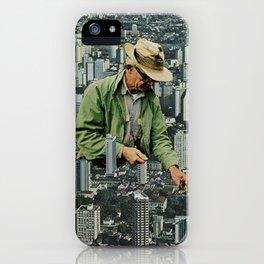 City Builder iPhone Case