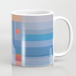 Minimalist Impression Sunrise Coffee Mug