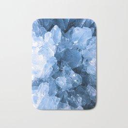 Celestite Blue Bath Mat