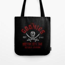 The Goonies - Never Say Die Tote Bag