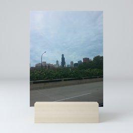 Chicago Lake Shore Drive Mini Art Print