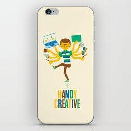 The Handy Creative iPhone Skin