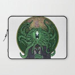 Eye of Cthulhu Laptop Sleeve