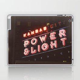 Power and Light Laptop & iPad Skin