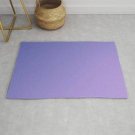 Purple and Light Violet Gradient Rug