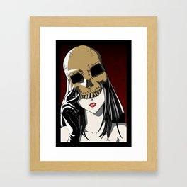 Jigoku Framed Art Print