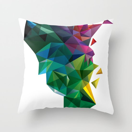 Autumn Equinox 2010 Throw Pillow