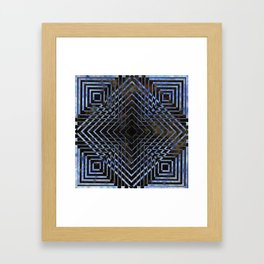 Clarity - Saturn Invocation Framed Art Print