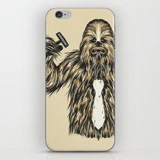 Chewie I Hate Mondays SW iPhone & iPod Skin