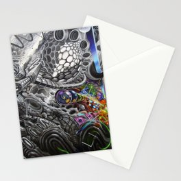 S5 0014+81 (That Look in Your Eyes) Stationery Cards