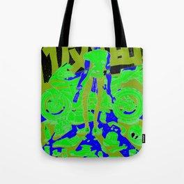 K. Rider Tote Bag