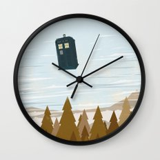 I Believe In The Doctor Wall Clock