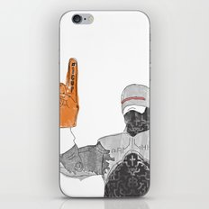 RoboCop —#1 Cop iPhone & iPod Skin