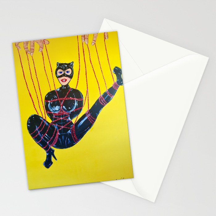 Cats Cradle Stationery Cards