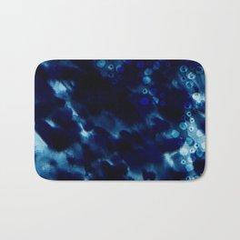 Shibori Seas Bath Mat