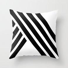 Hello IX Throw Pillow