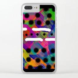Buvard Clear iPhone Case