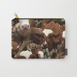 Cows! Carry-All Pouch