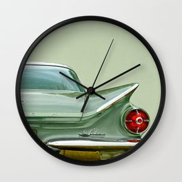Le Sabre Wall Clock