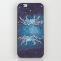 celestial iPhone & iPod Skins featuring Celestial by TomP