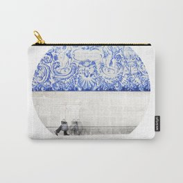 walking in a sea of memories Carry-All Pouch