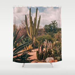 Cactus_0012 Shower Curtain