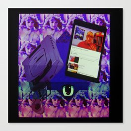 MINDD COLOR Canvas Print
