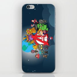A Group of Remarkable People iPhone Skin