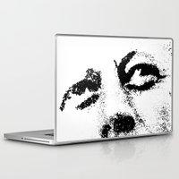 jfk Laptop & iPad Skins featuring JFK by Mullin