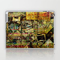 COMPRESSION Laptop & iPad Skin