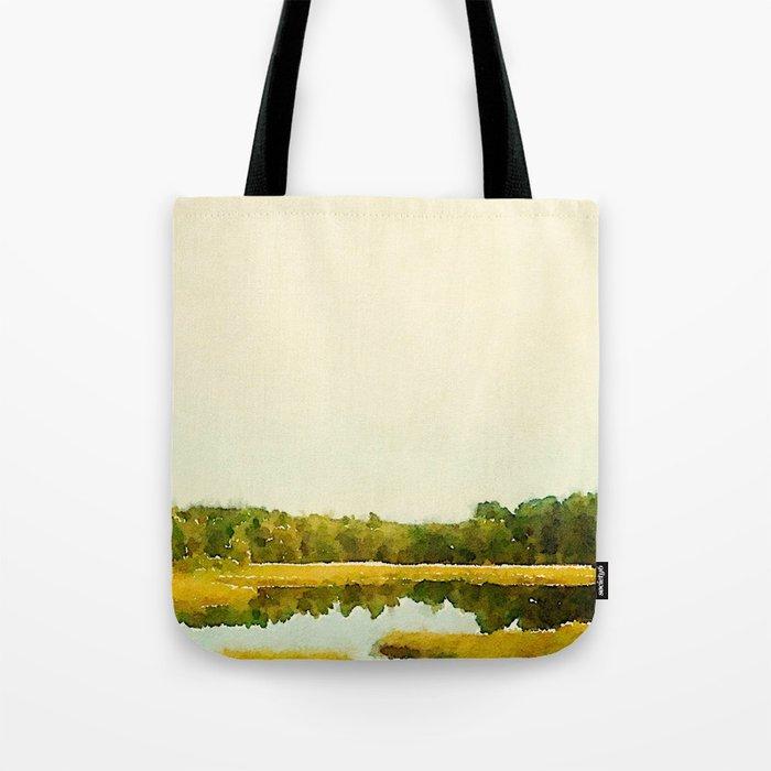 Fall In Portland, ME Tote Bag
