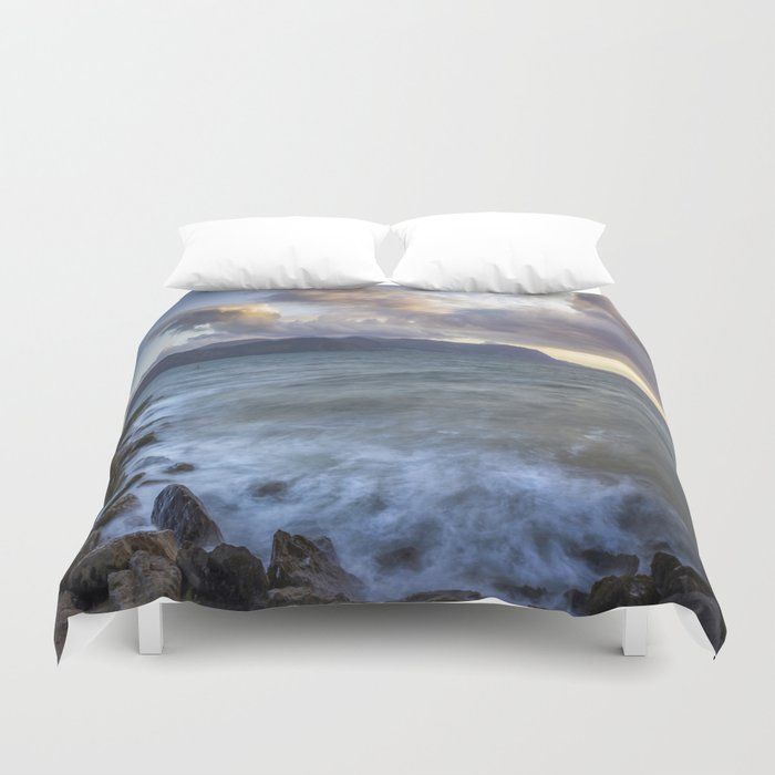 West Shore Duvet Cover