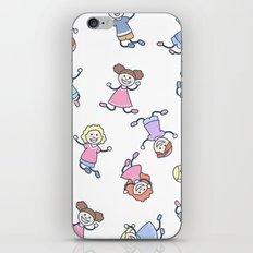 Child's play iPhone Skin