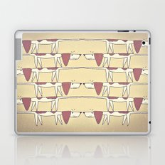 Beagle Dilemma Laptop & iPad Skin