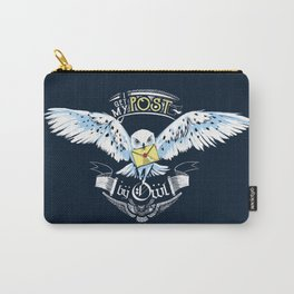 Owl Post Carry-All Pouch