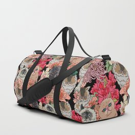 Because Cats Duffle Bag