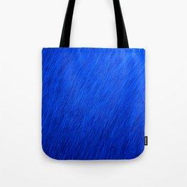 Royal Rain Tote Bag
