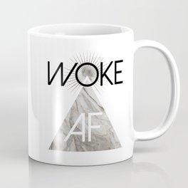Woke AF Coffee Mug