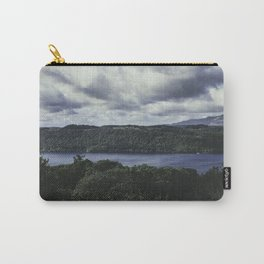 Moody Lake Windermere - Landscape and Nature Photography Carry-All Pouch
